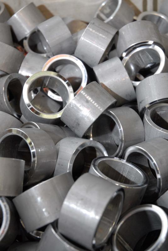 Corte de tubos trefilados